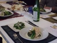 ◆日本酒と一緒に召し上がっていただきました