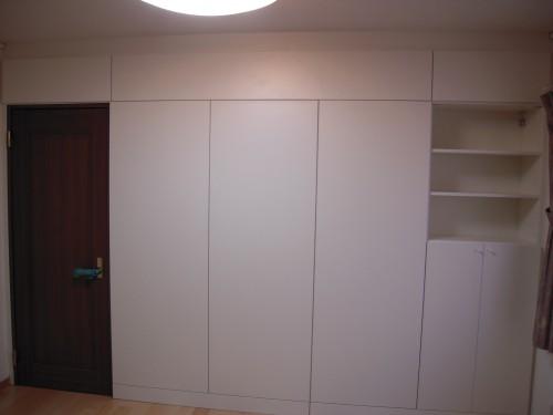 旧間仕切り家具1